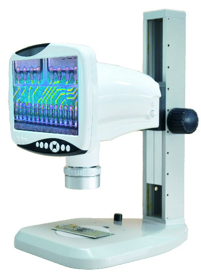 BLM-340 - Digital LCD Zoom Stereo Microscope