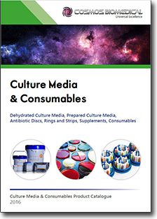 Culture Media and Consumables Product Catalogue