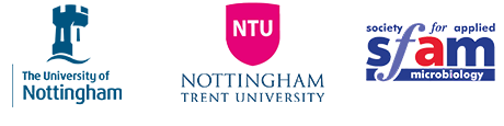 Cosmos Biomedical is proudly associated with the University of Nottingham and Nottingham Trent University and a member of the Society for Applied Microbiology